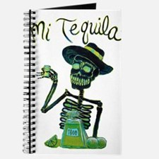 Mi Tequila Day of the Dead Journal