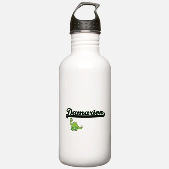 Damarion Classic Name Water Bottle