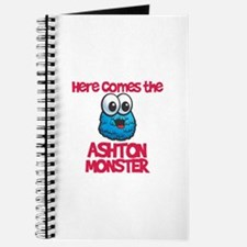 Ashton Monster Journal