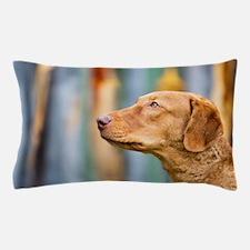 Chesapeake retriever Pillow Case