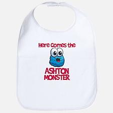 Ashton Monster Bib