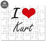 I love kurt Puzzles