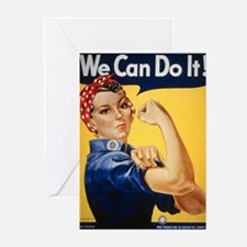 Unique Womens rights Greeting Cards (Pk of 20)