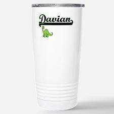 Davian Classic Name Des Travel Mug