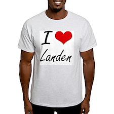 I Love Landen T-Shirt