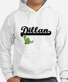 Dillan Classic Name Design with Hoodie