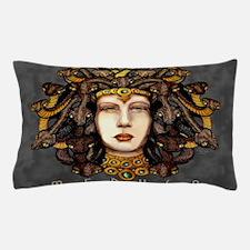 Medusa Steel Pillow Case