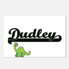 Dudley Classic Name Desig Postcards (Package of 8)