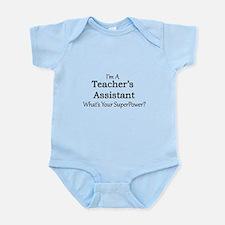 Teacher's Assistant Body Suit