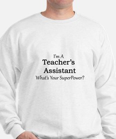 Teacher's Assistant Sweatshirt