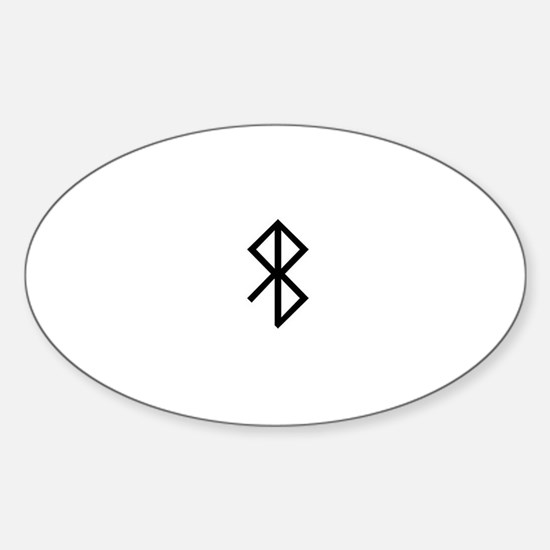 Viking Peace Rune Bumper Stickers