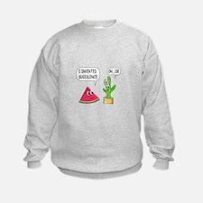 Cute Cactus Sweatshirt