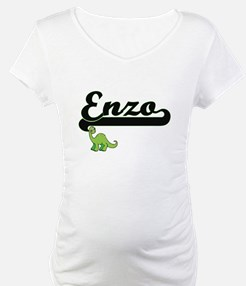 Enzo Classic Name Design with Di Shirt