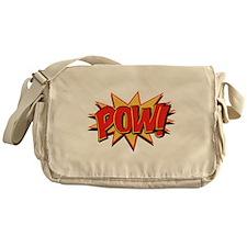 Pow! Messenger Bag