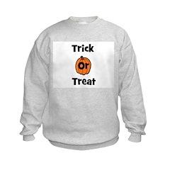 Trick or Treat (pumpkin) Sweatshirt