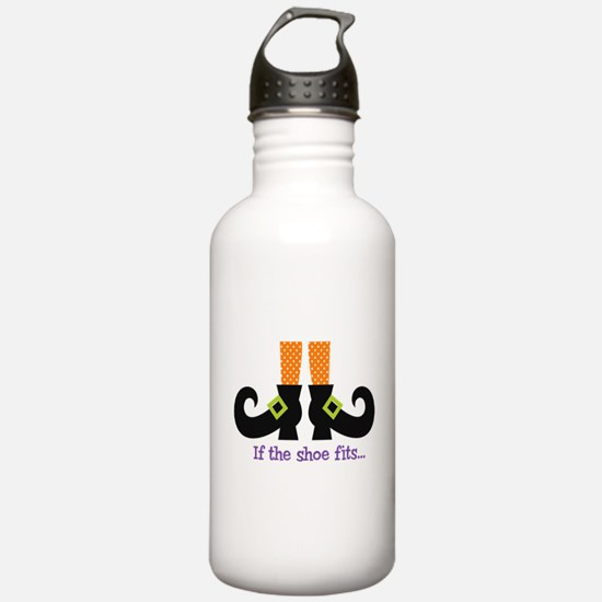 If the shoe fits.. Water Bottle