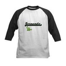 Fernando Classic Name Design with Baseball Jersey