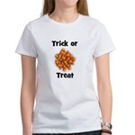 Trick or Treat (candy corn) Women's T-Shirt