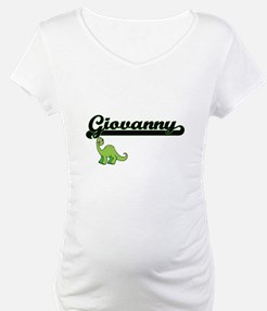 Giovanny Classic Name Design wit Shirt