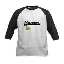 Gunner Classic Name Design with Di Baseball Jersey
