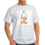Trick or Treat (ghost) Light T-Shirt