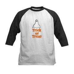 Trick or Treat (ghost) Tee