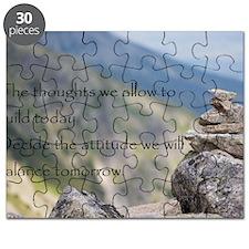 Cute Stones Puzzle