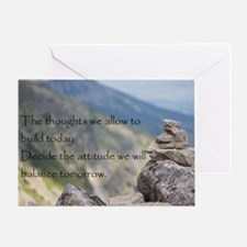 Funny Affirmation Greeting Card