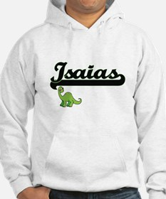 Isaias Classic Name Design with Hoodie