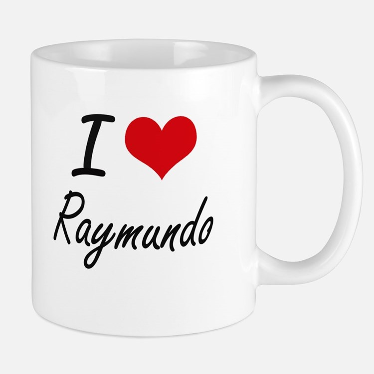 I Love Raymundo Mugs