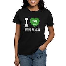 I Love Saudi Arabia Tee