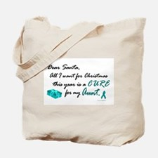 All I Want For Christmas OC (Aunt) Tote Bag