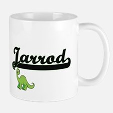 Jarrod Classic Name Design with Dinosaur Mugs