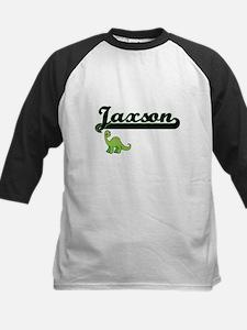 Jaxson Classic Name Design with Di Baseball Jersey