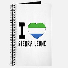 I Love Sierra Leone Journal