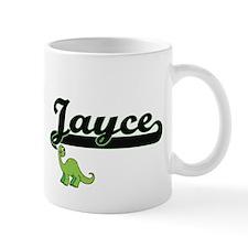 Jayce Classic Name Design with Dinosaur Mugs