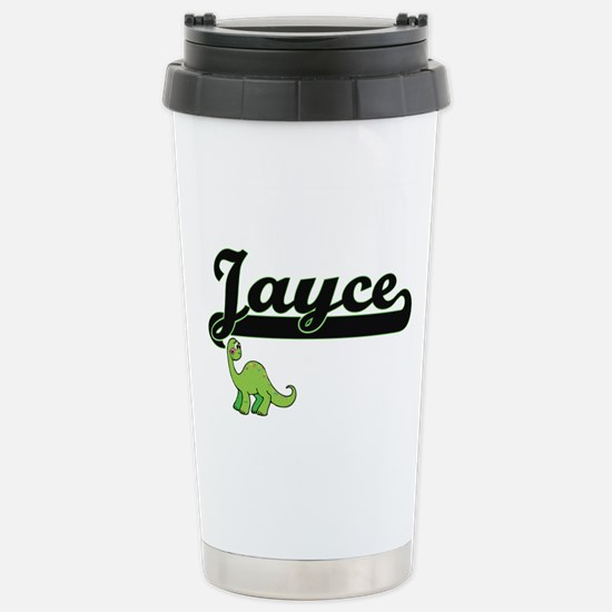 Jayce Classic Name Desi Stainless Steel Travel Mug