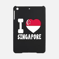 I Love Singapore iPad Mini Case