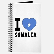 I Love Somalia Journal