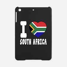 I Love South Africa iPad Mini Case