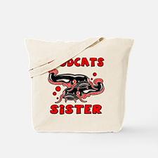 Mudcats Sister Tote Bag