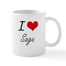 I Love Sage Mugs