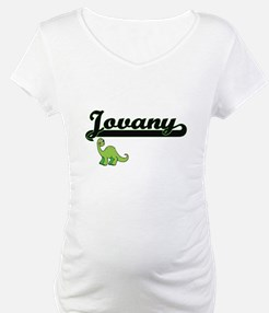 Jovany Classic Name Design with Shirt