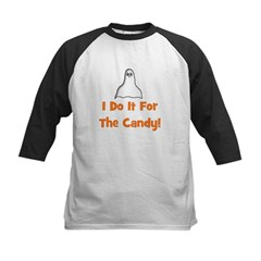 I Do It For The Candy! (ghost Tee