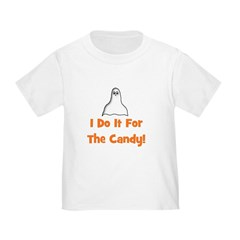 I Do It For The Candy! (ghost T