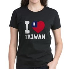 I Love Taiwan Tee