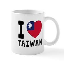 I Love Taiwan Mug