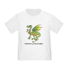 Cute Kids dragon T