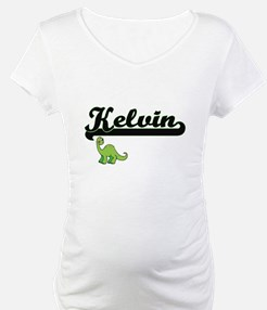 Kelvin Classic Name Design with Shirt