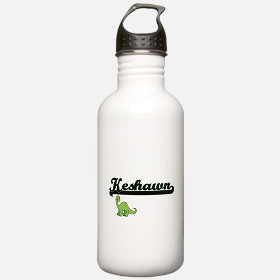 Keshawn Classic Name D Sports Water Bottle